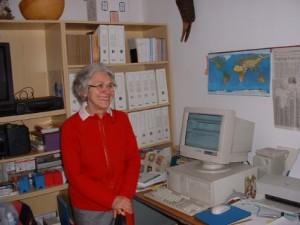 Lia Cervato presidente dell'associazione