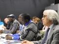 Roland Buratti e relatori per il Burkina Faso