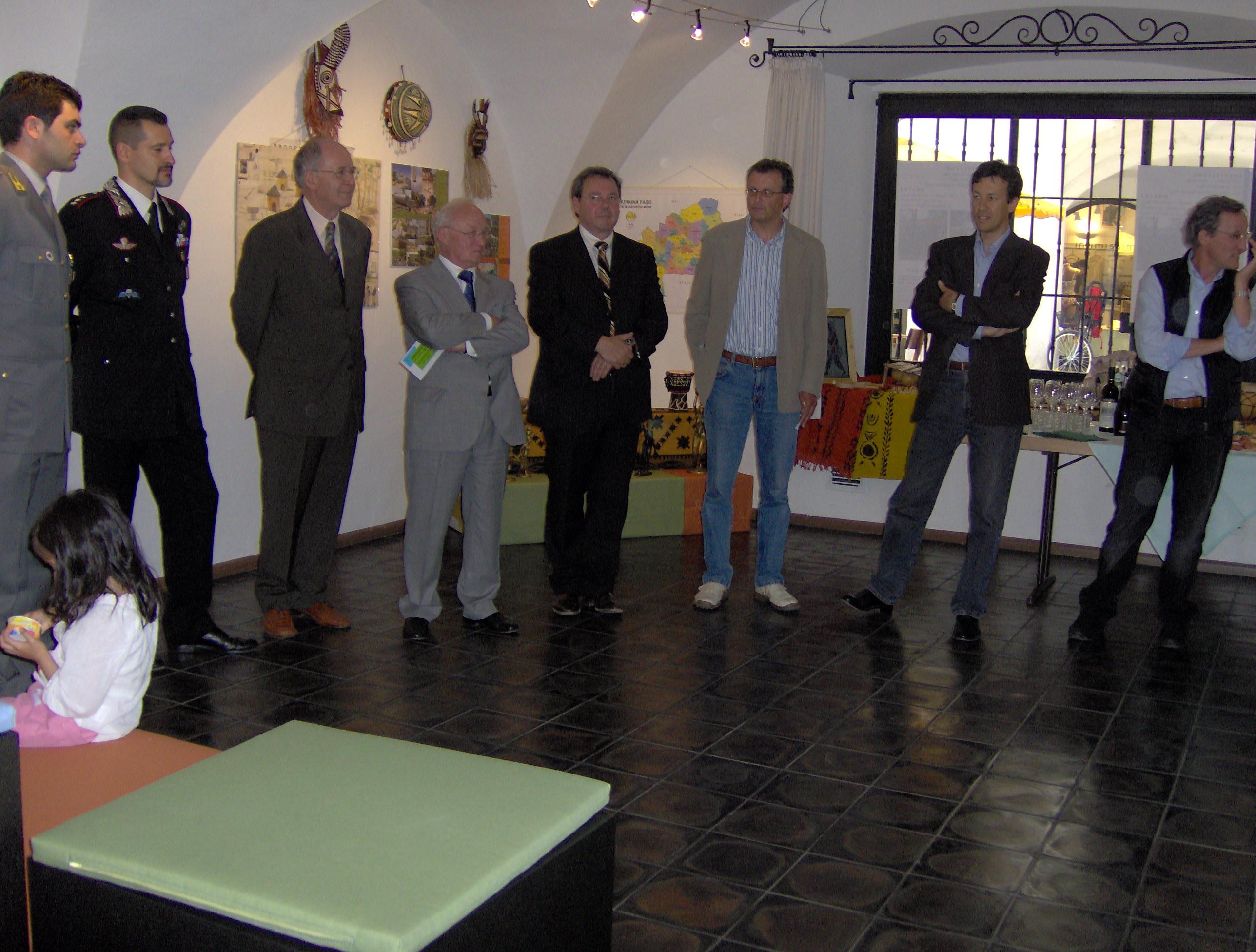 2007 Mostra tre mondi