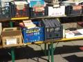 2015 mercatino libri con Croce Rossa