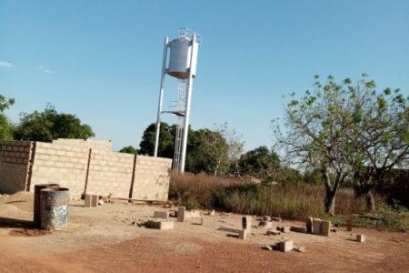 Impianto idrico di Koara