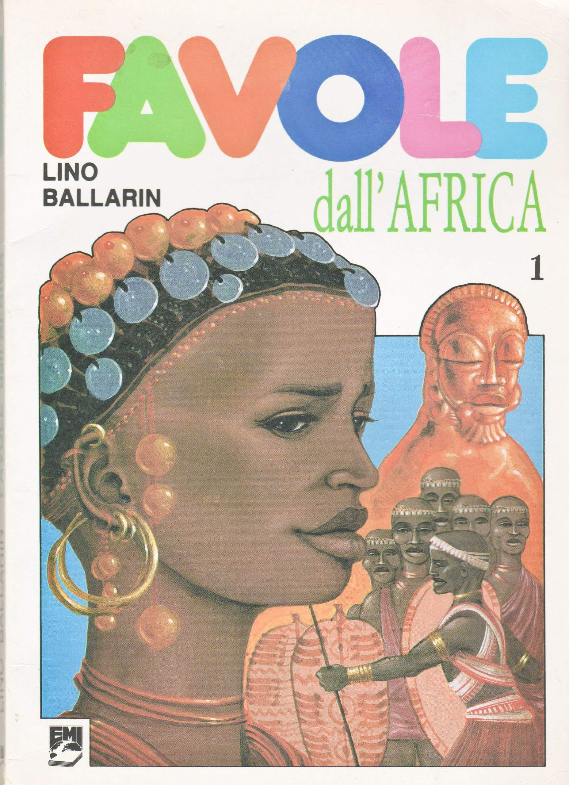 Favole dall'Africa 1