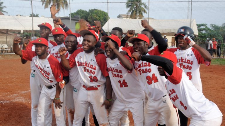 Squadra nazionale di baseball del Burkina Faso (2019) @WBSC
