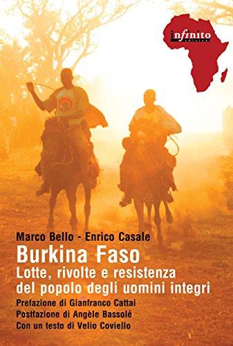 Burkina Faso – Lotte, rivolte e resistenza del popolo degli uomini integri
