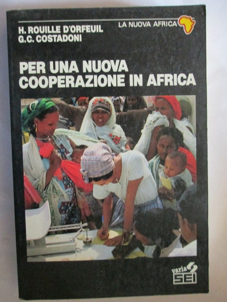 Per una nuova cooperazione in Africa
