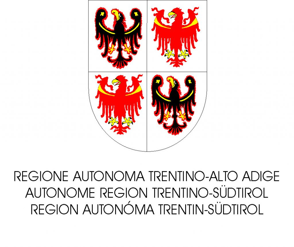 Regione Autonoma Trentino Alto Adige - stemma